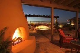 暖炉,埋め込み型暖炉,ビルトイン暖炉,屋外暖炉
